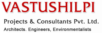 Vastushilpi Projects & Consultants Pvt. Ltd. Bhopal, Architects, Engineers, Environmentalists